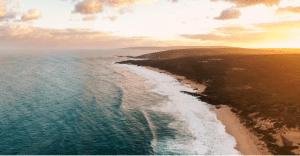 Western-Australian-coastline-ariel