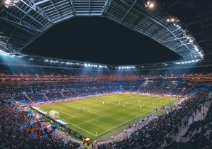 Football Stadium UK gap year Letz Live