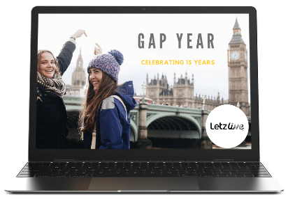 Gap Year Webinars