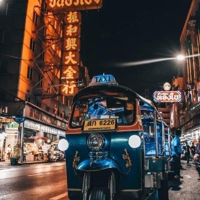 Bangkok Thailand gap year Letz Live