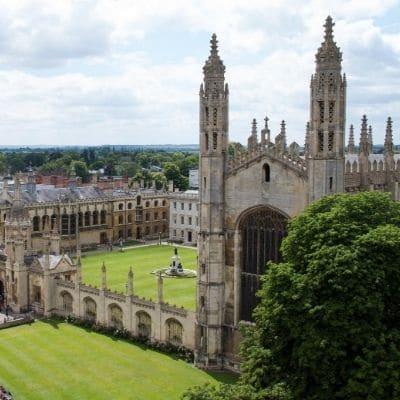 Cambridge UK gap year