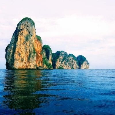 Phi Phi Islands Thailand gap year Letz Live