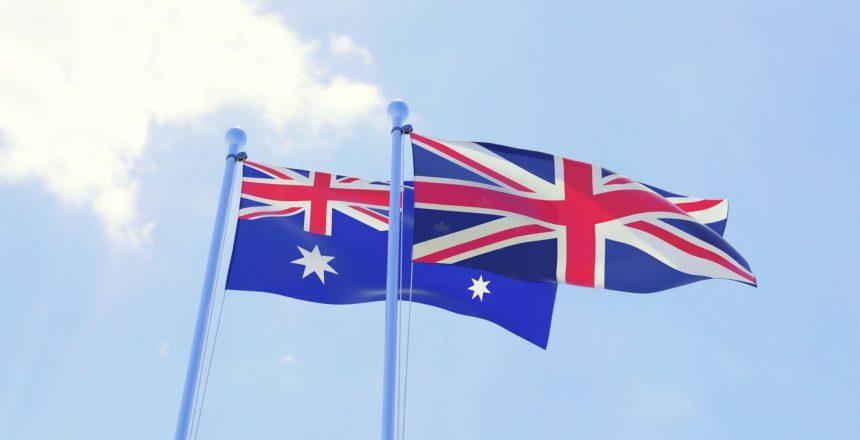 Free trade deal between UK and Australia